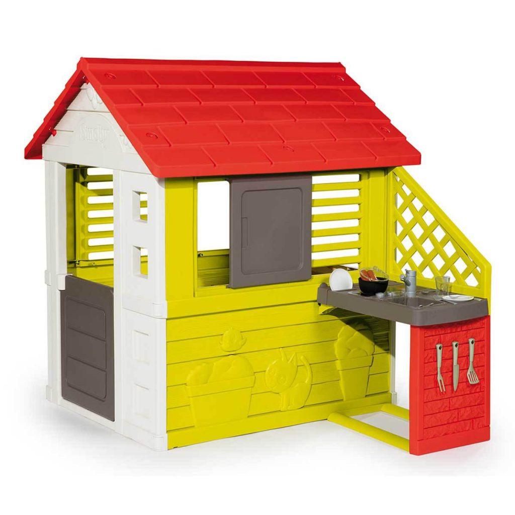 cabane enfant smoby